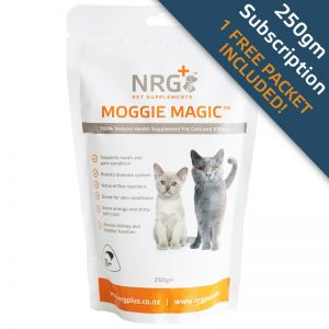 NRG Plus - Moggie Magic for cats and kittens