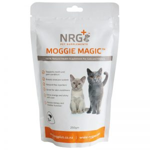 NRG Plus - Moggie Magic for cats and kittens - cat food supplement