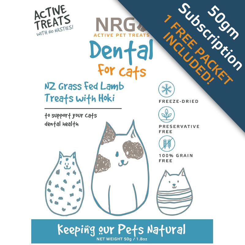 dental treats subscription for cats
