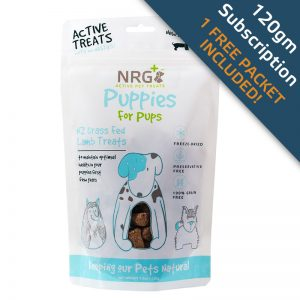 Puppy treats subscription for puppies and dogs