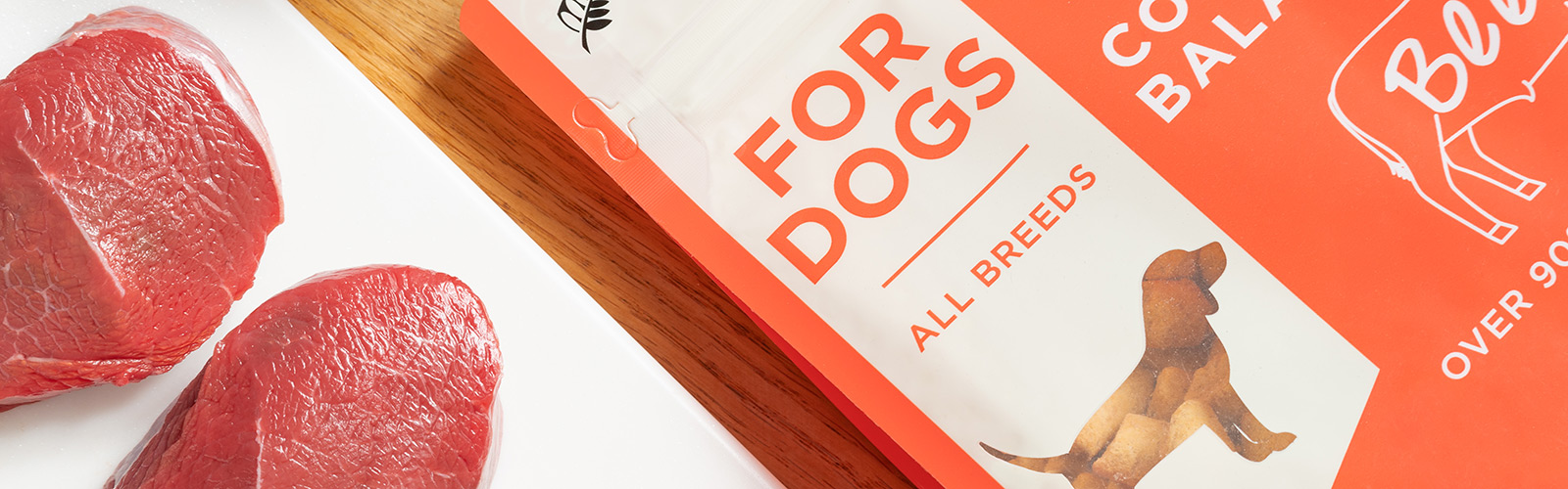 Dogs – freeze-dried