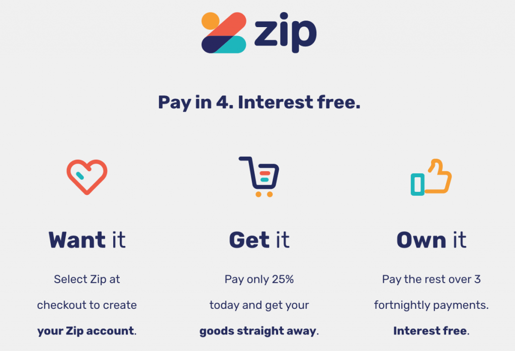 how does zip / part pay work?