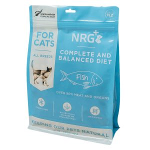 Fish Freeze-dried cat food