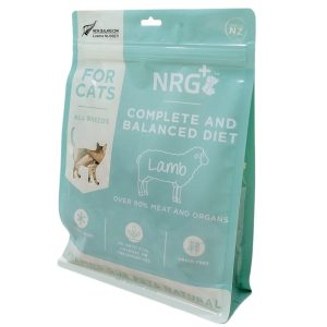 Lamb Freeze-dried cat food