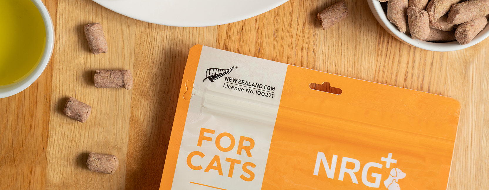 Cats – freeze-dried