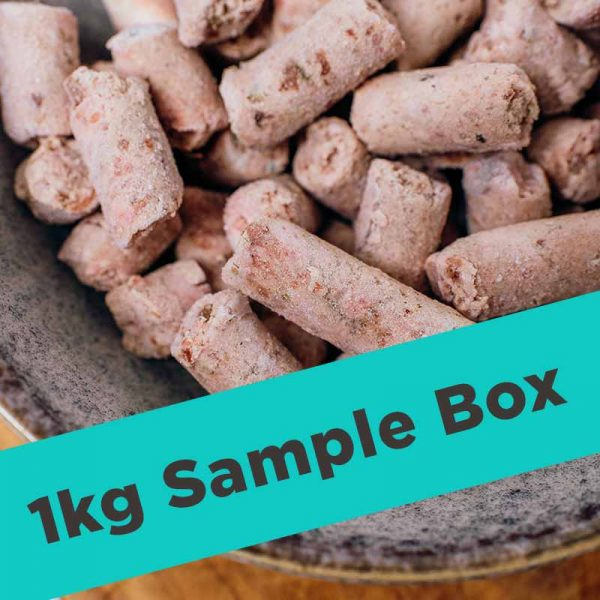 1kg sample box